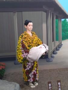 たけふ菊人形